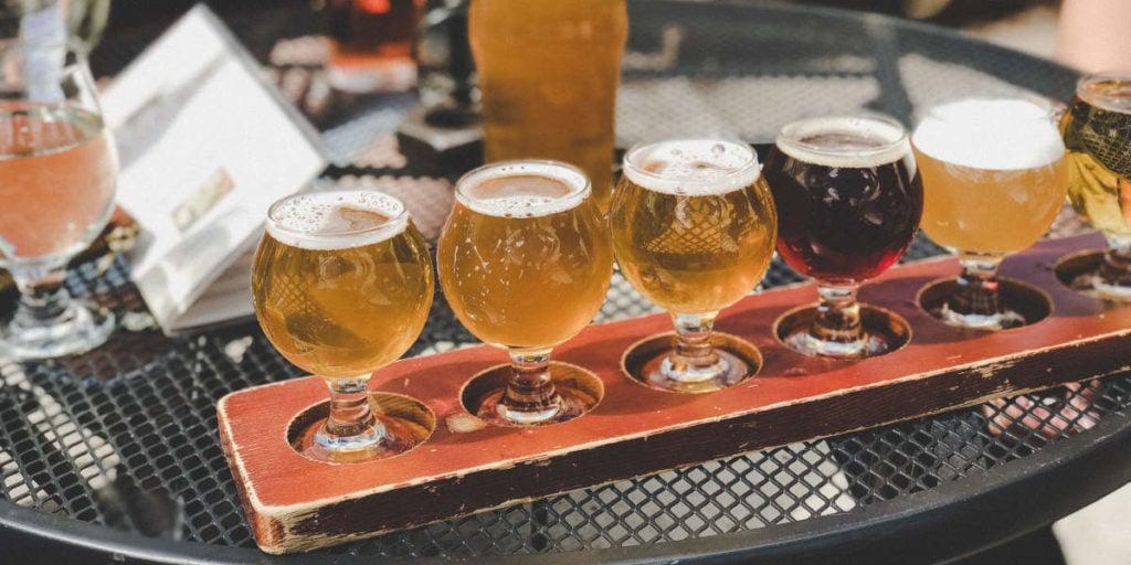 Tötet Alkohol Gains und können Sie Bier trinken und trotzdem trainieren
