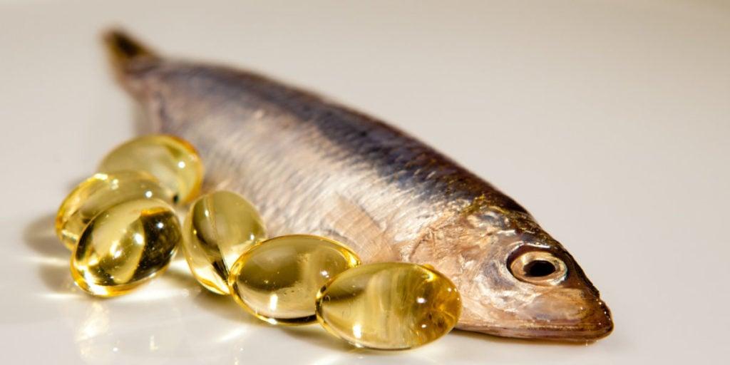 Fischöl kann bei der Gewichtsreduktion helfen